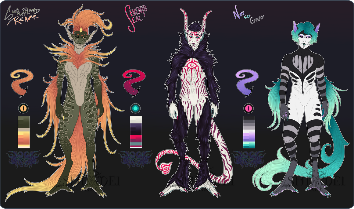 Secati Mystery Anomaly Adopts: REVEAL
