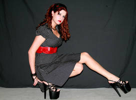 Pin up -2 by Deathrockstock