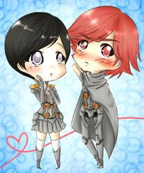 PCom :: Marureenu by princessmikan