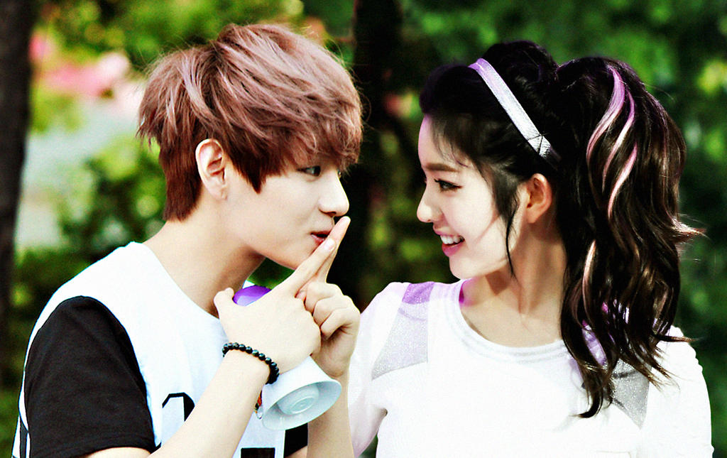 taehyung and irene dating site