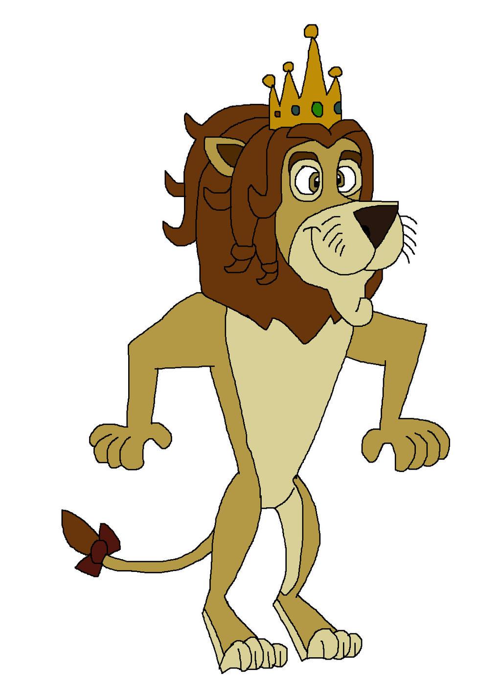 lion by hunterxcolleen on deviantart