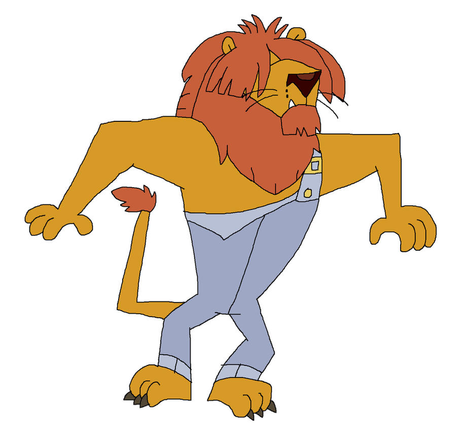 Brer Lion by HunterxColleen