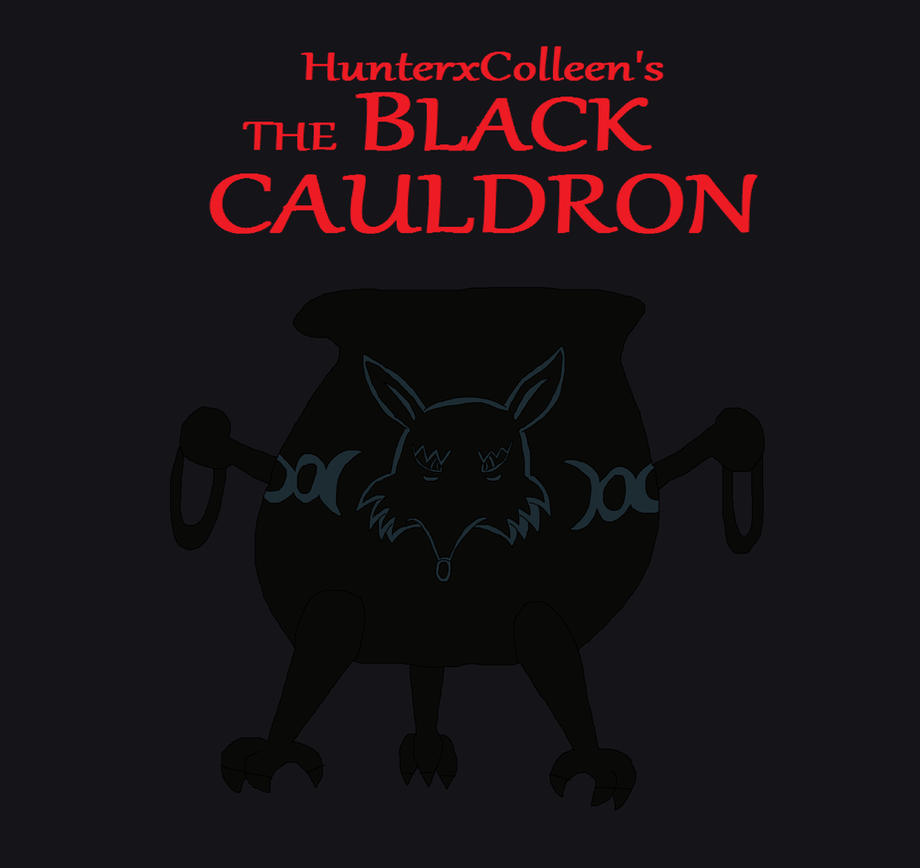 HunterxColleen's The Black Cauldron Promo Poster by HunterxColleen