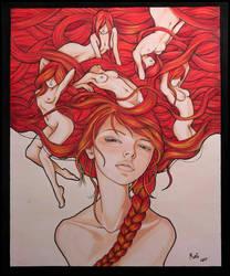 Medusa by m0rf0