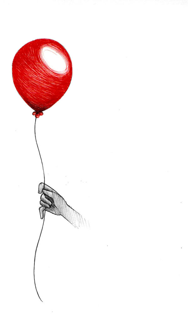 17th Red Balloon by MakeMeWantYou