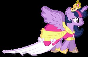 Princess Twilight Sparkle by AnthoCat