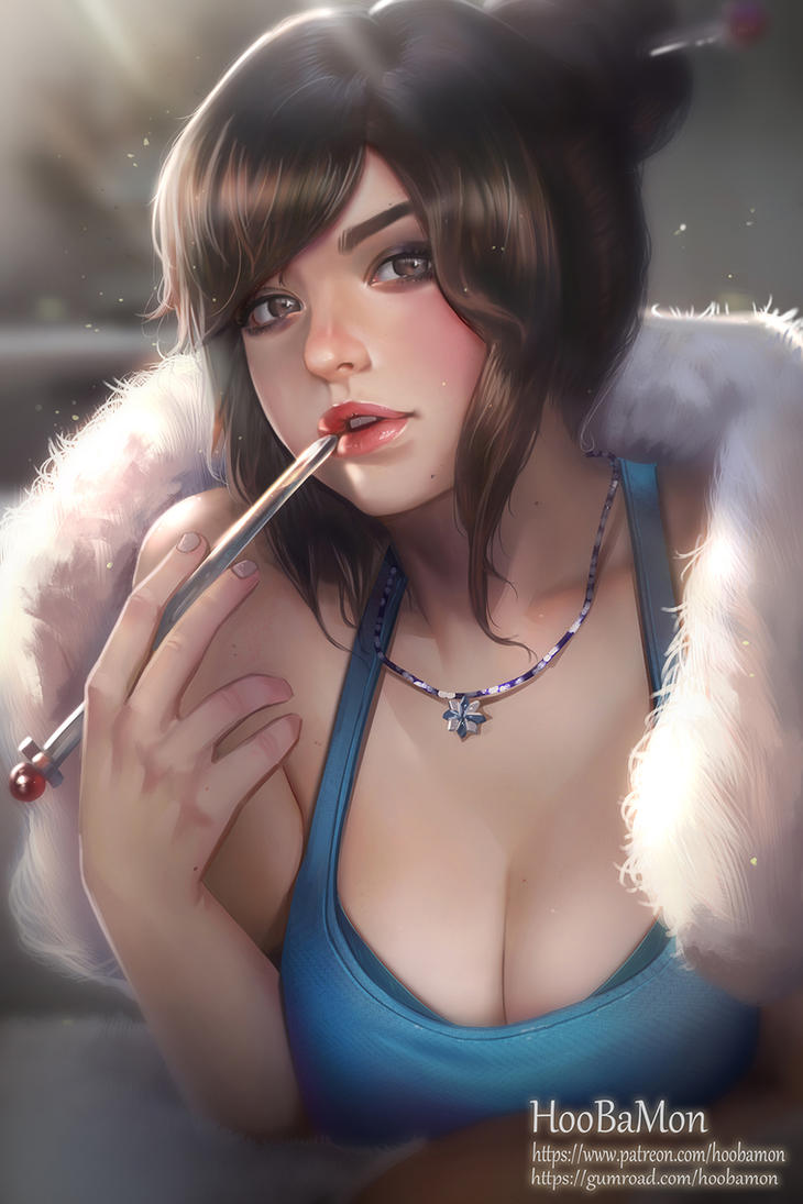 Mei by Hoobamon