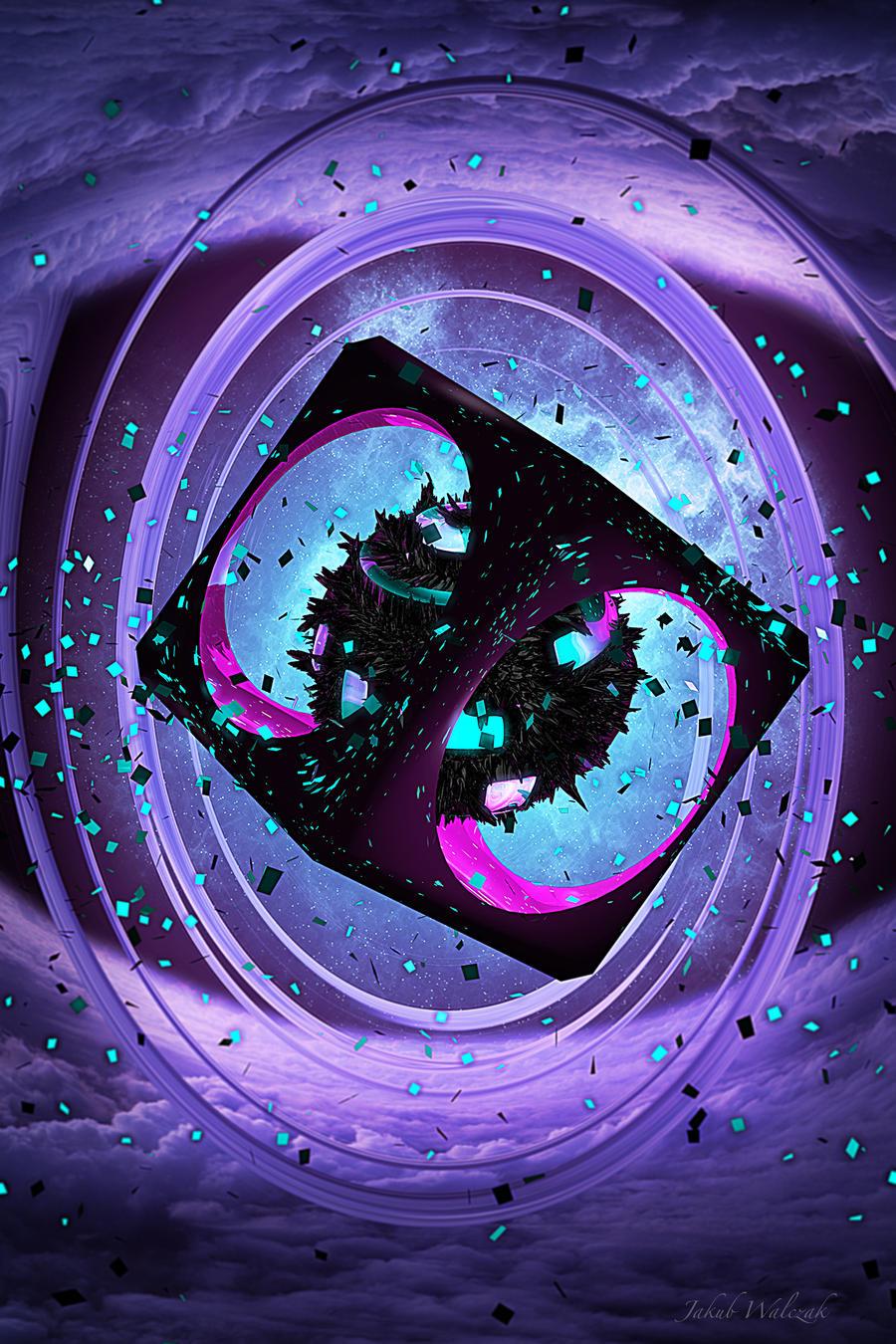 Swirl in the sky!! by JakubWalczak