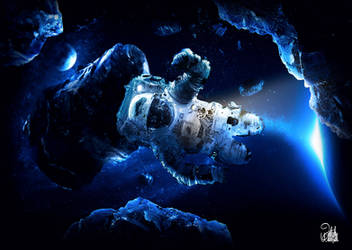 The Lost Astronaut