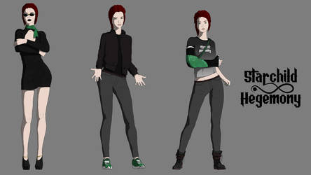 N Outfit concepts