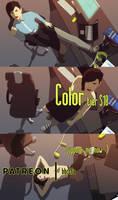 Patreon Color Tier