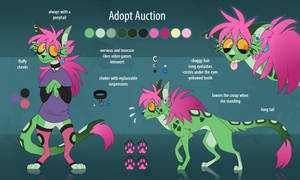 -Adopt Auction-OPEN by KlyForever