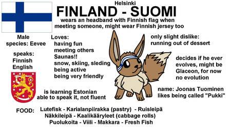 (Finland) - Pukki