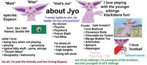 My Sonas - Jyo Espeon