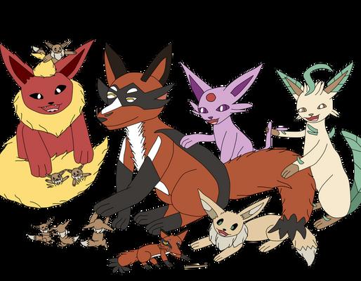 Meeting Galar Foxys