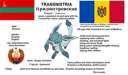 Transnistria - Sergei Arshakov