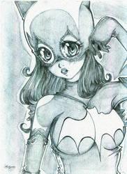 Batwoman by katzuia