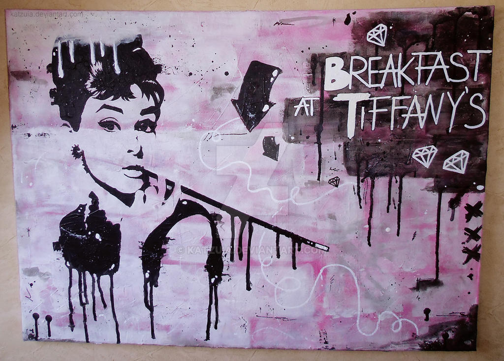 Breakfast at Tiffanys by katzuia