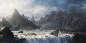 Magic cliff