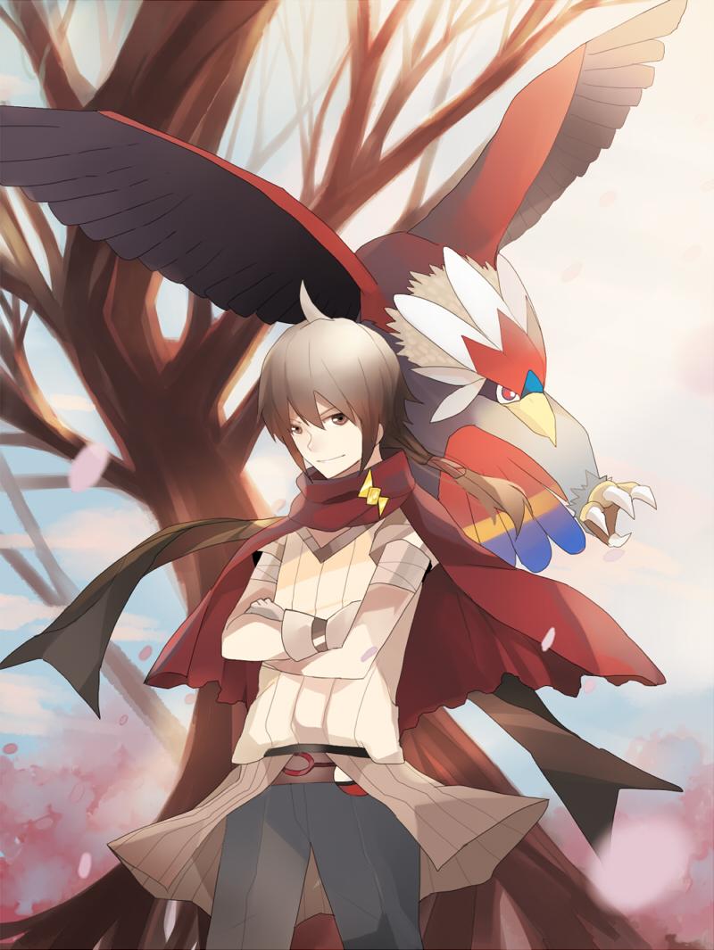 Commission: TrainerTaka by Jeneko