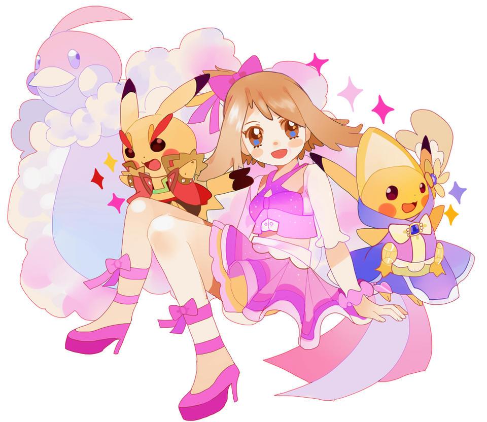 Pokemon ORAS!! by Jeneko