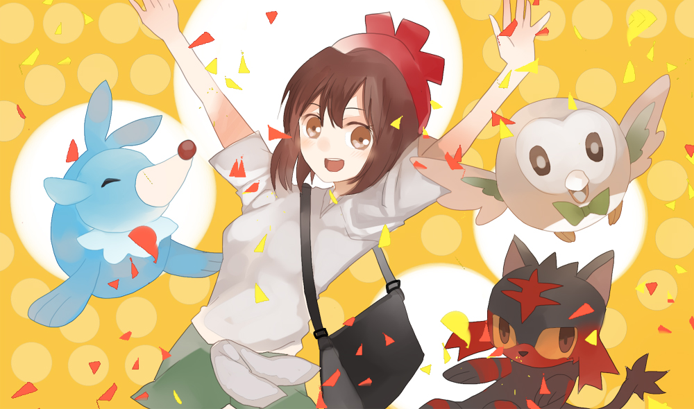 Pokemon Sun and Moon! by Jeneko