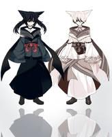 ADOPTABLE : kimono by Jeneko