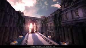 Minecraft - Eldarvarya - Doru Illium - Wallpaper