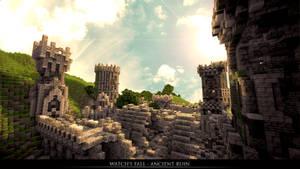 Minecraft - Eldarvarya - Watch's Fall - Wallpaper