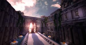 MC Forgotten Realms ~ Doru Yllium - Ivory Gate