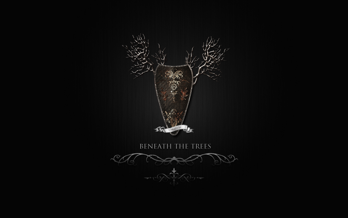 Wallpaper Series - Beneath The Trees 1920x1080 by TheRisen13