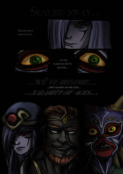 LoZ - Child Of Courage Ch.1 Pg 1.