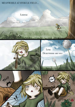 LoZ - Child Of Courage Ch.1 Pg 4.