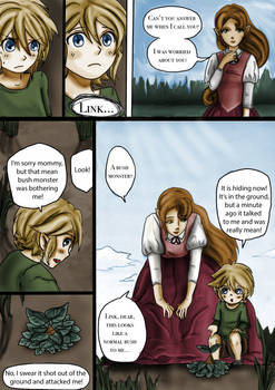 LoZ - Child Of Courage Ch.1 Pg 6.