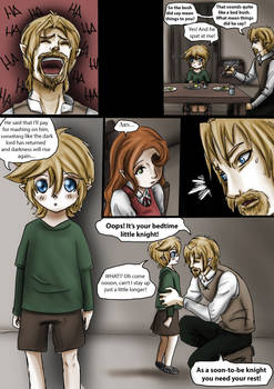 LoZ - Child Of Courage Ch.1 Pg 8.