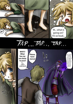 LoZ - Child Of Courage Ch.1 Pg 13.