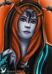 -Midna Portray ~ Princess of Twilight-
