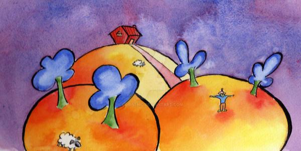farm by louisemc