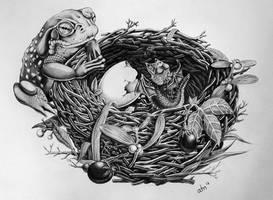 Mothers Joy by Pinseltierchen