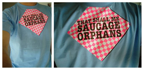 saucage orphans by j-focus