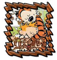 Calvin and Hobbes by SXEairwaves