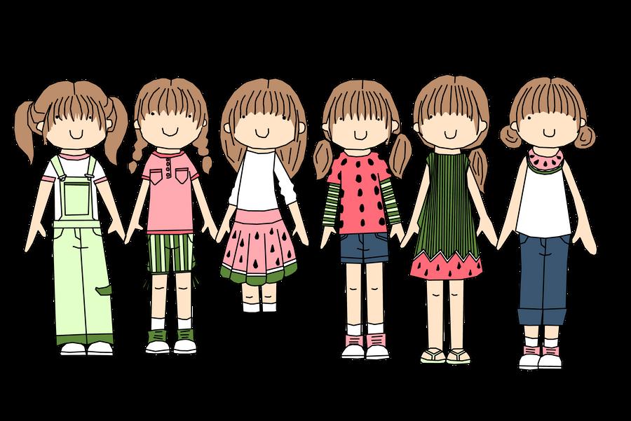 Watermelon Kids Fashion By AVPMismylife