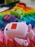 Rainbow Domos