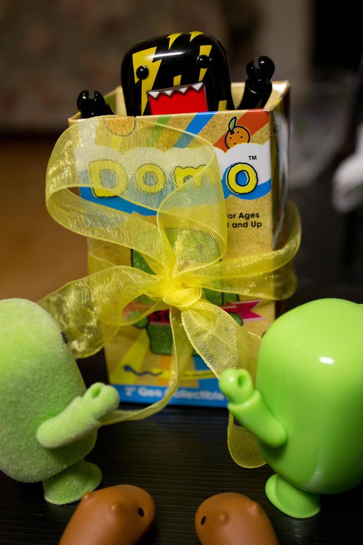 Birthday Domo~!! by PiliBilli