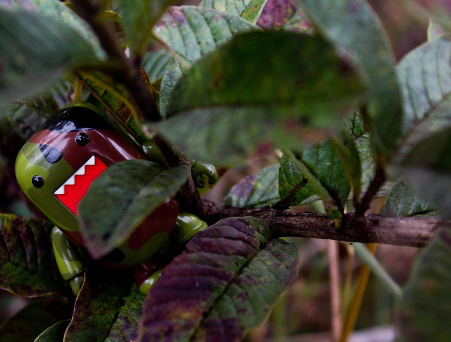 Leaf Domo? by PiliBilli