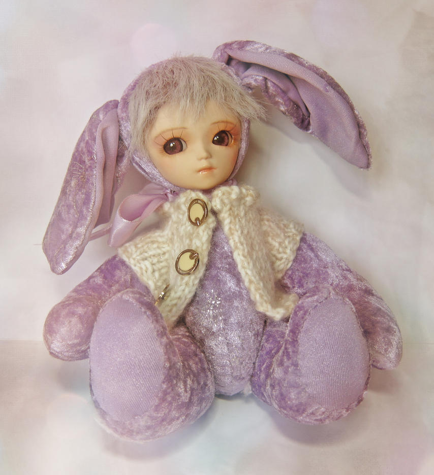 Murasaki the Bunny by dreamstone