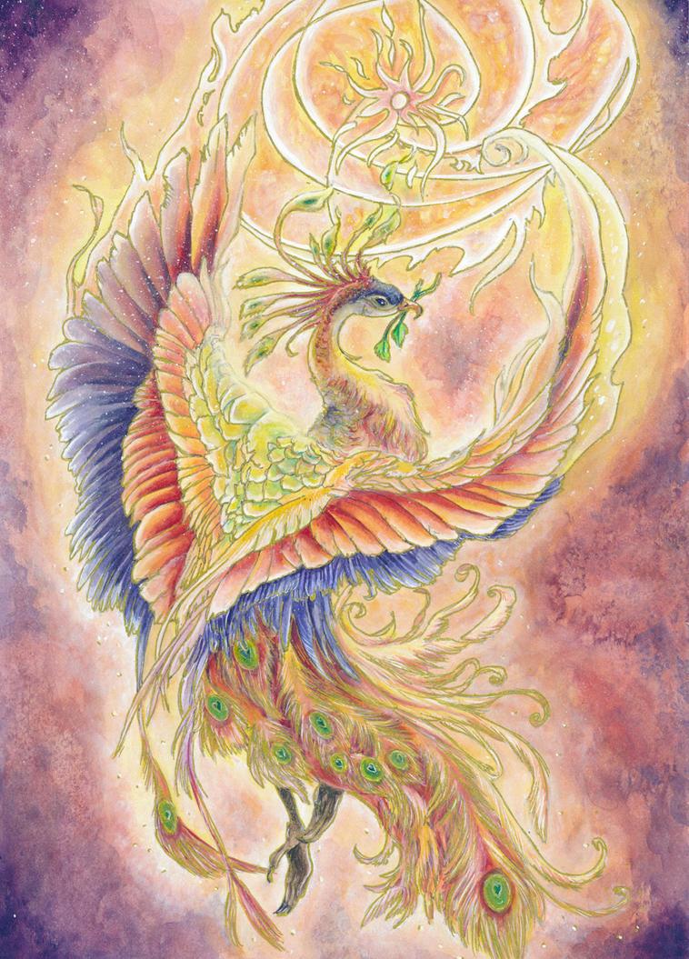 Phoenix by dreamstone
