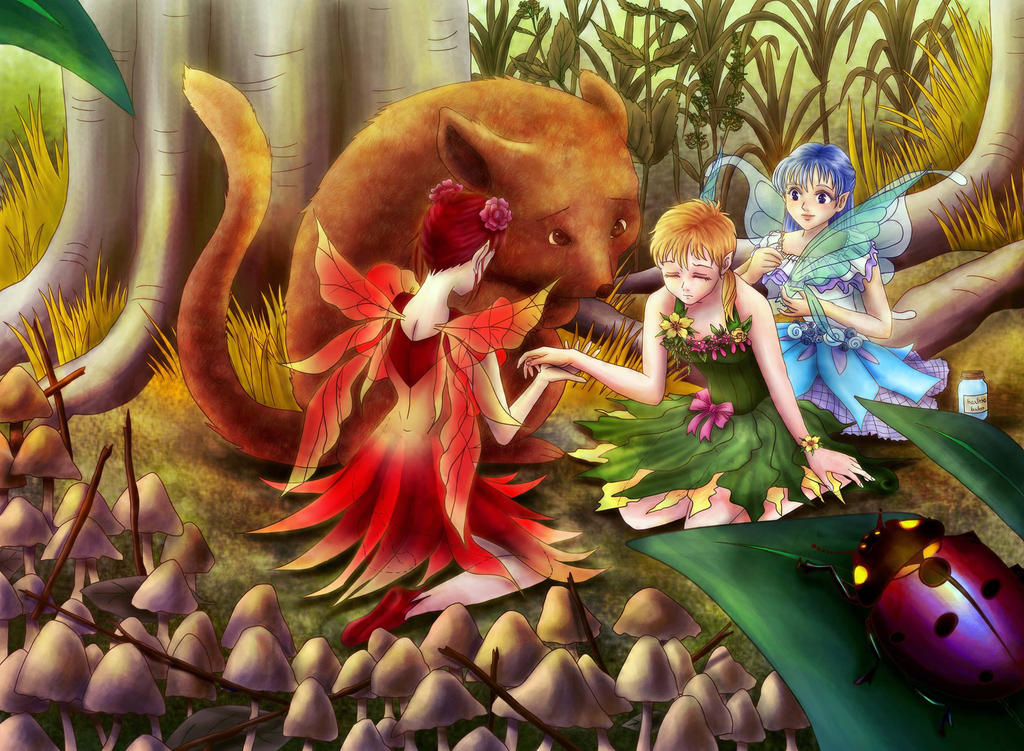 Fairy A&E by dreamstone