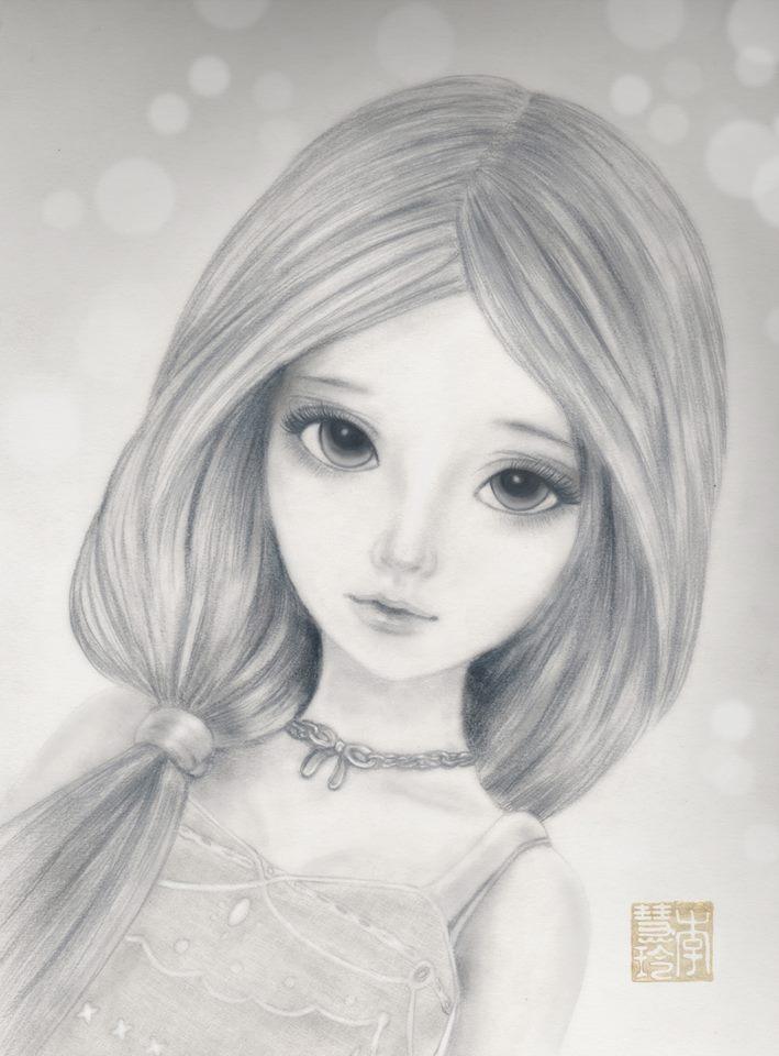 Andreja's Doll by dreamstone