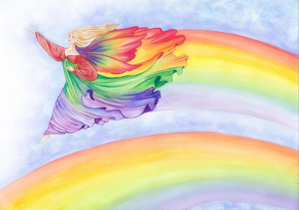 Rainbow Sprite by dreamstone